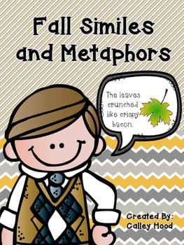 Fall Similes & Metaphors