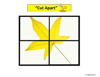 """Fall"" Simple Puzzles for Autism"