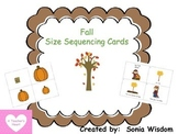 Fall Size Sequencing