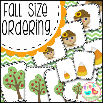 Fall Size Ordering