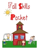 Fall Skills Packet, Homework, 8-Step Process, Common Core
