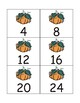 Fall Skip Counting to 120: 2's, 3's, 4's, 5's, 10's, and 100's eBook
