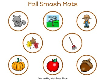 Fall Smash Mats
