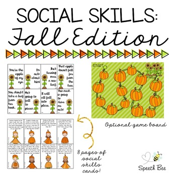 Fall Social Skills