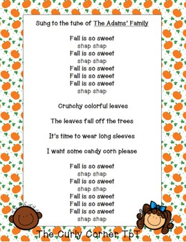 Fall Song