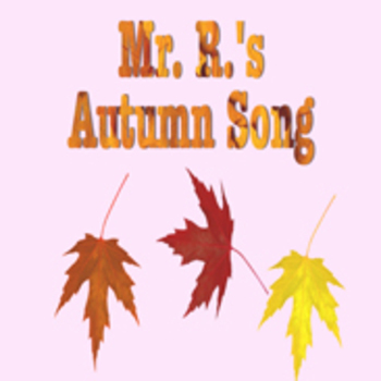 Fall Song (autumn!) A sing-along music video!