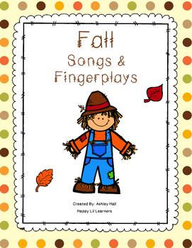 Fall Songs & Fingerplays