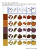 Fall Sorting & Pattern Activities for Math Centers