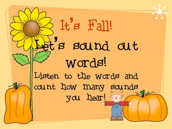 Fall Sound Box Keynote