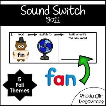 Fall Sound Switch