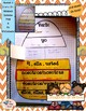 Fall Spanish Conjugation - Interactive Notebooks - Bundle