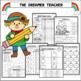 Fall Spanish Language Art NO PREP Packet (1st Grade)