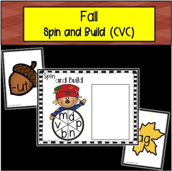 Fall Spin and Build Onset and Rime (CVC)
