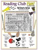 Fall Sports Word Search Puzzle