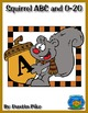 Fall Squirrel ABC and 0-20