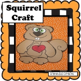 Fall Craft, Squirrel Craft!