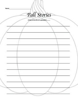 Fall Stories