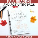 Fall Story Activity Book. Vocabulary,Comprehension, Gramma
