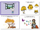 Fall Story Book and Worksheets Book