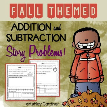 Fall Story Problems!