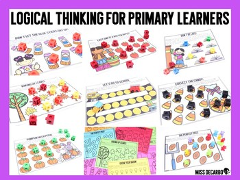 Fall Strategy Games: Logical Thinking for Little Learners