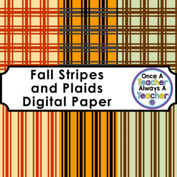 Fall Stripes and Plaids