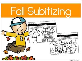 Fall Subitizing to 10