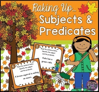Fall Subjects and Predicates