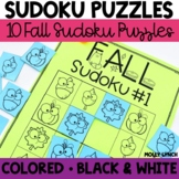 Distance Learning - Fall Sudoku