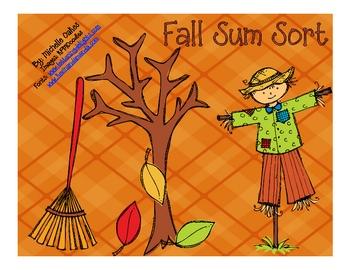 Fall Sum Sort