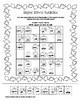 Fall 1st Grade Sight Word Sudoku Logic Puzzles