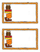 Fall Blank Signs & Cards