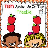 Ten Apples Up on Top Freebie