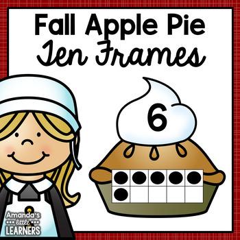 Fall Ten Frame Match