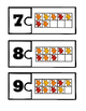 Fall Ten Frame Puzzles (1-20)