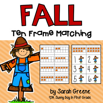 Fall {Ten Frames!}