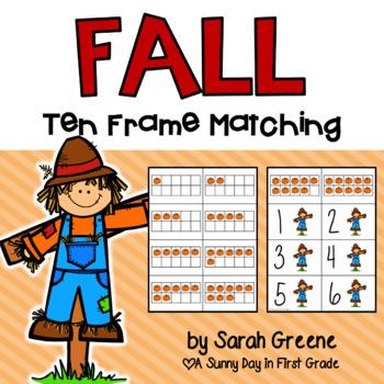 Fall {Ten Frames!}