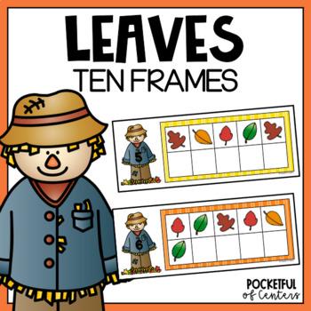 Fall Leaves Ten Frames