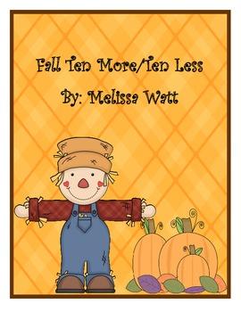 Fall Ten More, Ten Less