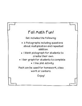 Fall Thanksgiving Math