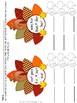Fall/Thanksgiving Rhyming Word Turkeys