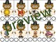 Fall Thanksgiving Theme Elkonin Boxes With Pictures