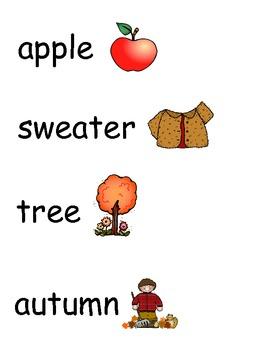 Fall Thanksgiving World Wall
