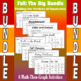 Fall - The Big Bundle - 8 Math-Then-Graph Activities - Finding Vertices