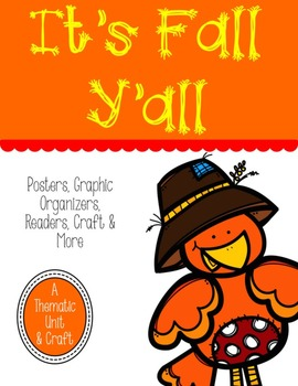 Fall Thematic Unit & Craft