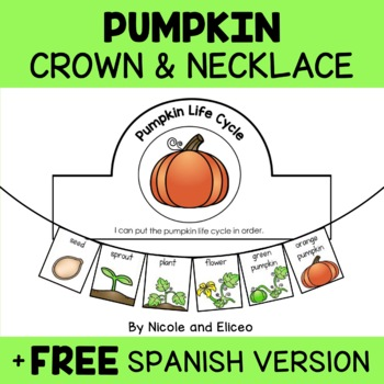 Crowns and Necklaces - Fall Activities