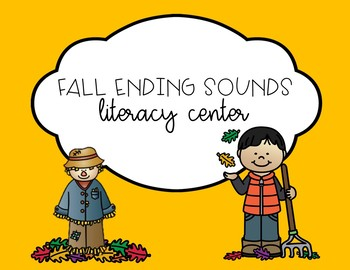 Fall Theme Ending Sounds Center