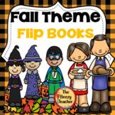 Fall Theme Flip Books