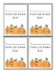 Fall Theme HAPPY GRAMS IN SPANISH