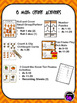 Fall Themed Math Pack For Kindergarten - Worksheets and Math Centers